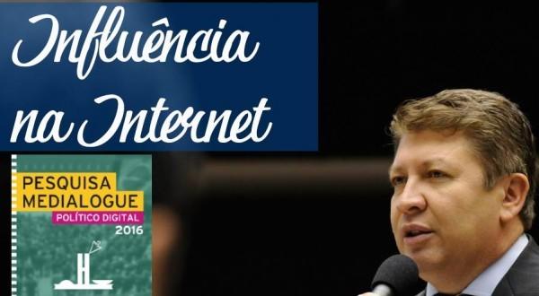 Dep. Jefferson Campos é apontado como o político mais influente nas redes sociais da região de Sorocaba