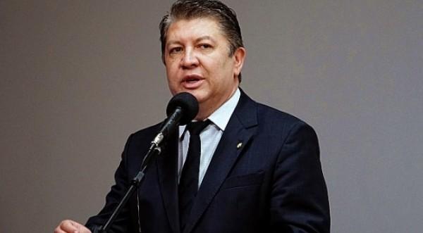 DEPUTADO FEDERAL JEFFERSON CAMPOS HOMENAGEIA JORNAL CRUZEIRO DO SUL